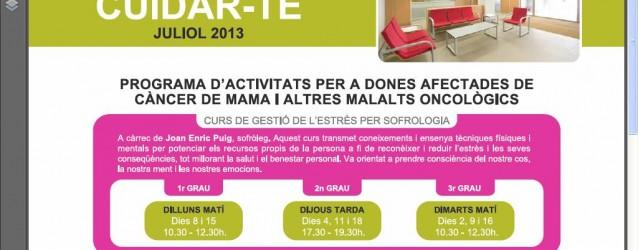 Activitats Vallès – Juliol 2013