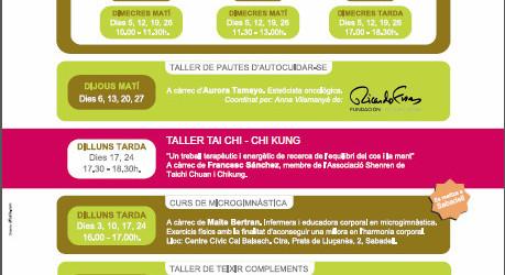 Activitats Vallès – Febrer 2014