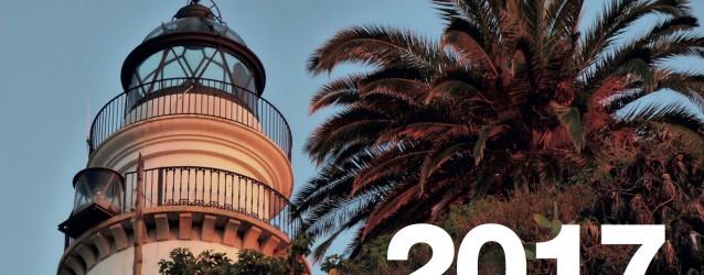 El calendari solidari del 2017 de la delegació d'Oncolliga de Calella de Mar