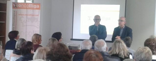 Presentació de la 3a Setmana Oncològica de Premià de Dalt