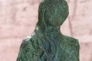 """L'exposició """"Compartir sentiments"""" trenca amb el tabú del càncer de mama"""