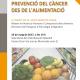 """Conferència: """"Prevenció del càncer des de l'alimentació"""""""