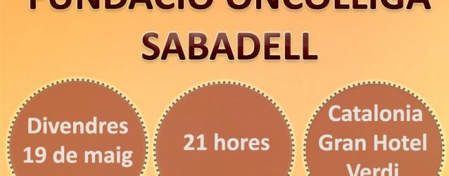 10è Sopar anual Fundació Oncolliga a Sabadell