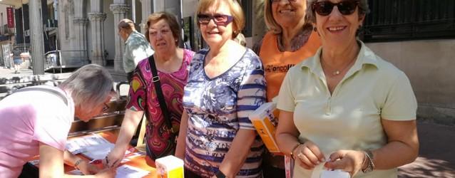 XXVI Jornada Solidària contra el càncer Terrassa 2017
