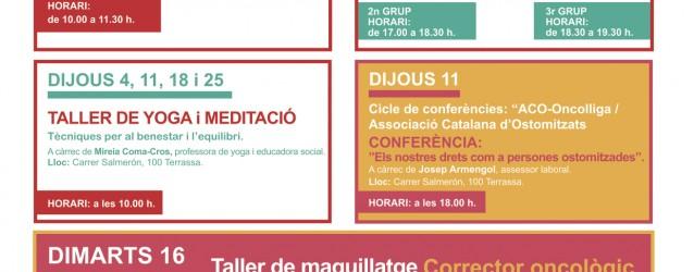 Activitats Vallès – Maig 2017