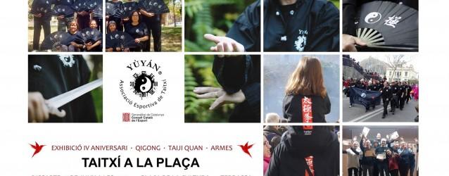 Exhibició de Taitxí i QiGong a Terrassa