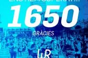 1.650 persones corren a Sabadell per vèncer el càncer en la 3a Women Race El Corte Inglés