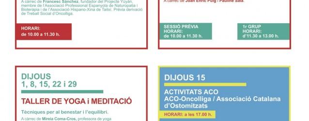 Activitats Vallès – Juny 2017