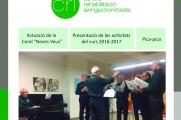 Festa de fi de curs del CRL 2016-2017