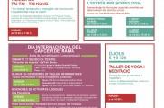 Activitats Vallès – Octubre 2017