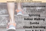 Diada Oncolliga de l'esport al Club de Tennis Sabadell