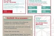 Activitats Vallès – Desembre 2017