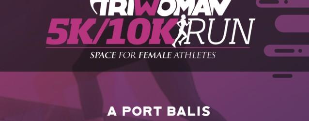 Participa a la cursa solidària Triwoman 5k/10K Run 2018