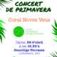 Concert de primavera a càrrec de la coral Noves Veus