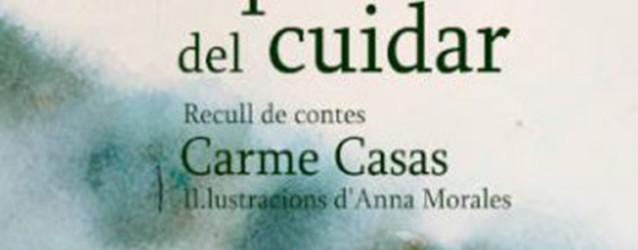 """Carme Casas presenta el recull de contes """"La poesia del cuidar"""" a Oncolliga Terrassa"""