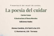 """Presentació del recull de contes """"La poesia del cuidar"""""""