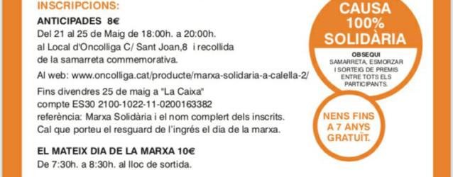 Activitats Calella – Maig 2018