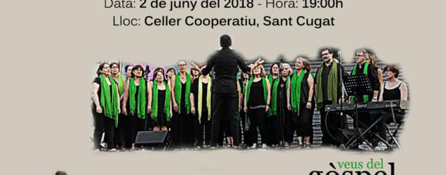 Veus del Gòspel i Grup d'adults de flautes de bec EMMVA ofereixen un concert solidari a Sant Cugat