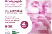 21 d'octubre: 4a edició de la Women Race El Corte Inglés