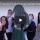 Oncolliga present a la Fira del voluntariat de Terrassa