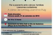 Curs de gestió de l'estrès per sofrologia a Badalona