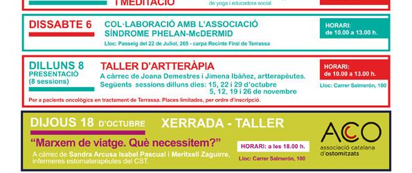 Activitats Vallès – Octubre 2018