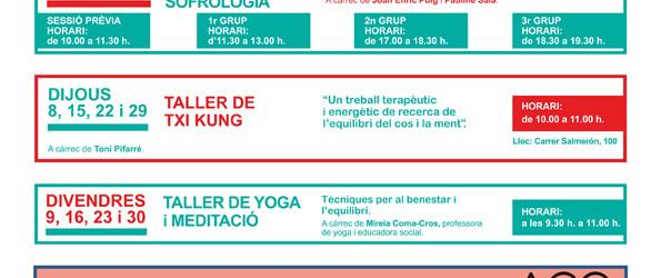 Activitats Vallès – Novembre 2018