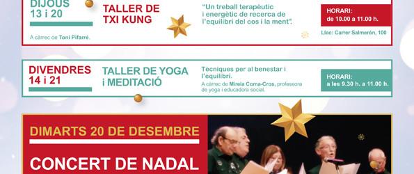 Activitats Vallès – Desembre 2018