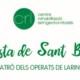 3 de febrer: Festa de Sant Blai, patró dels laringectomitzats