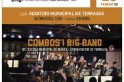 VI Concert solidari a Terrassa a càrrec de Combos i Big Band