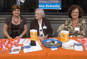 Barcelona - Jornada solidaria 2008